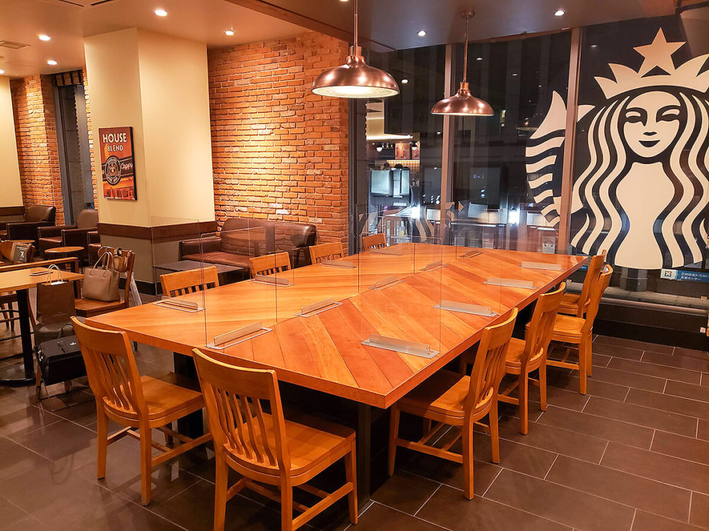 Starbucks Coffee LAQUE Shijo-Karasuma