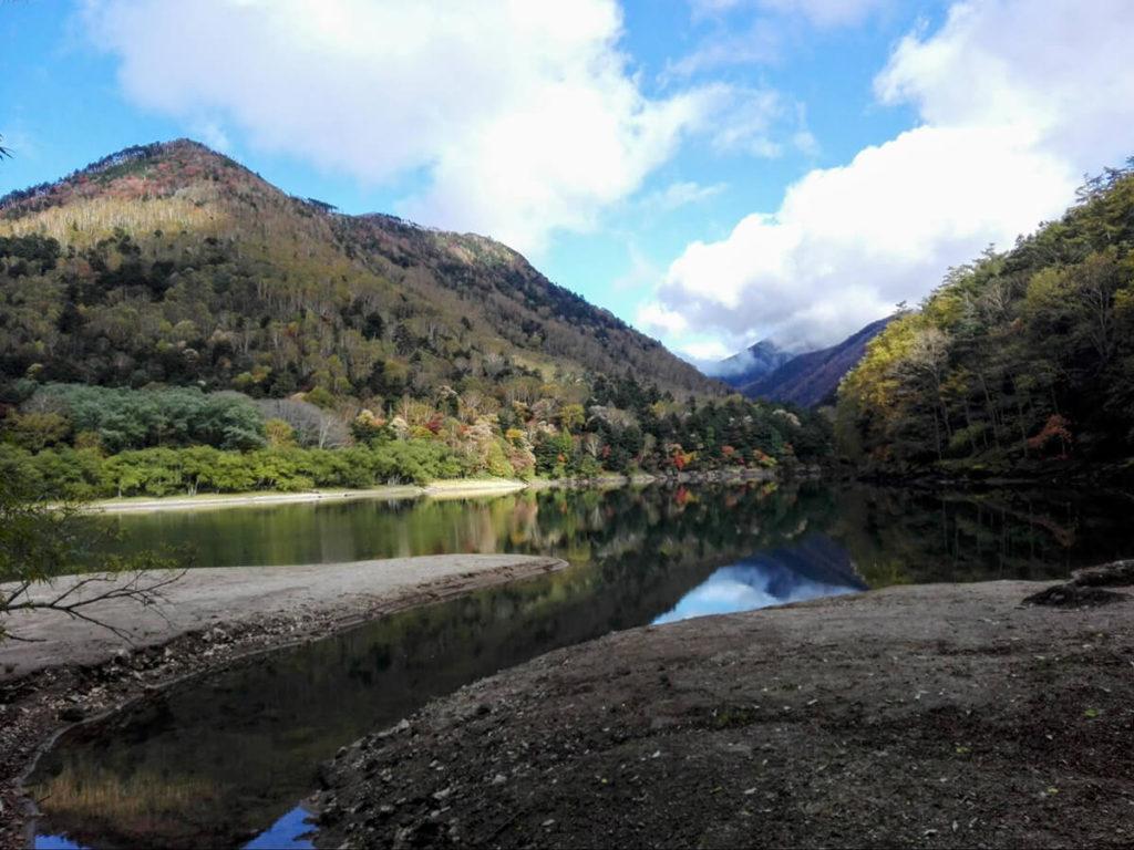Lake Kirikomi in Nikko(切込湖 / 日光)