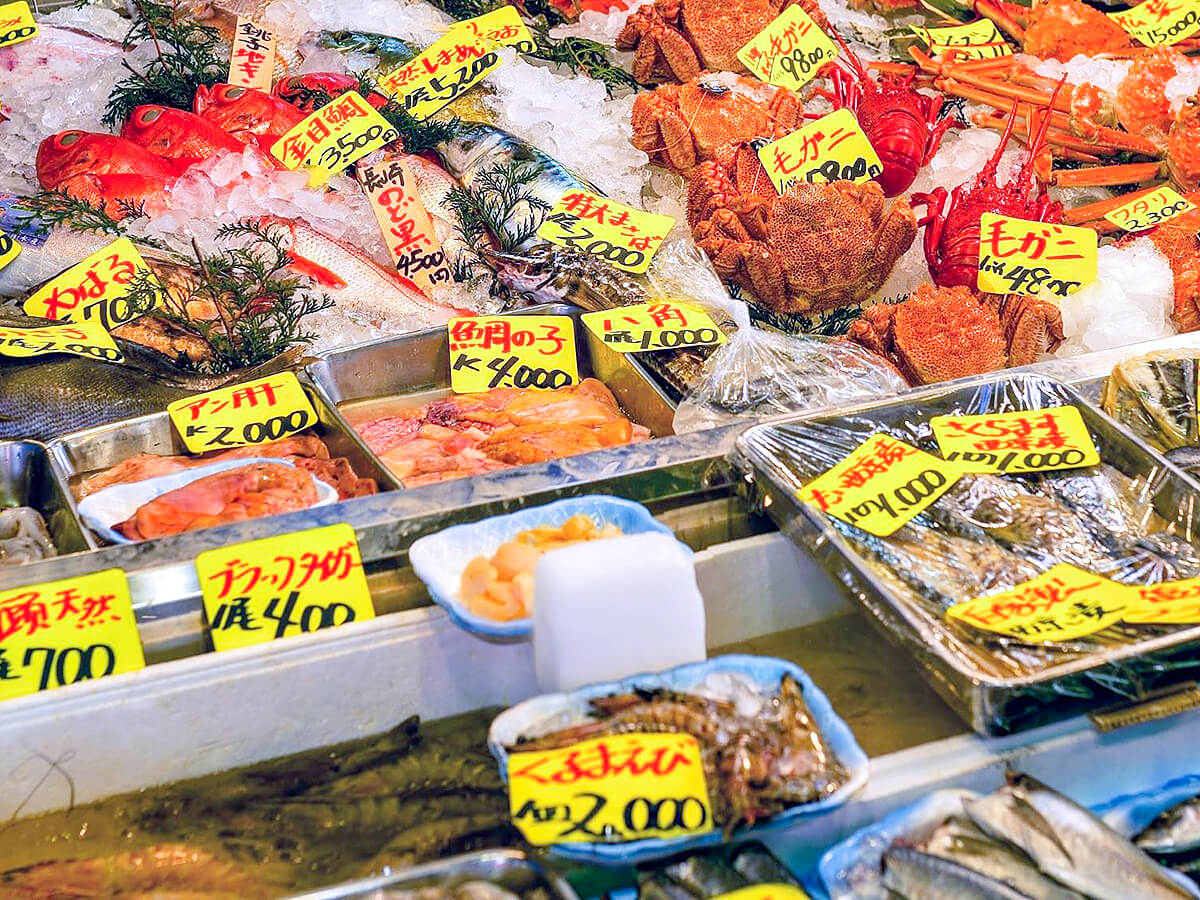 Welcome to Japan's Wonderful Fish Culture ~When Is a fish in Season?~