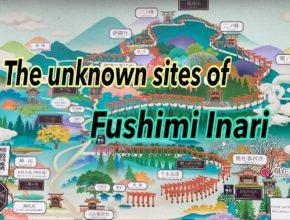 The unknown sites of Fushimi Inari Shrine in Kyoto